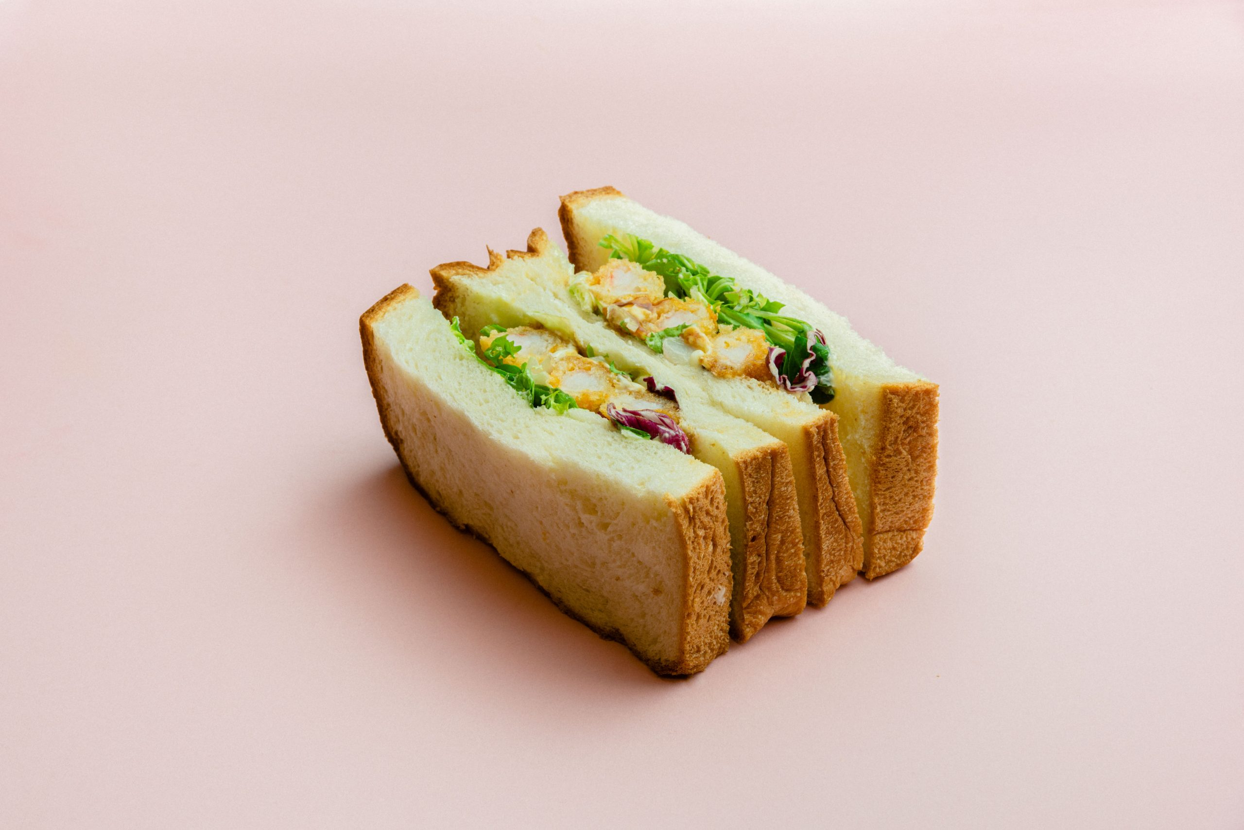 Prawn Katsu Sandwich